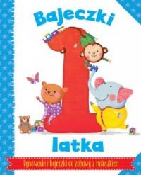Bajeczki 1-latka - Wydawnictwo - okładka książki