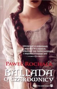 Ballada o Czarownicy - okładka książki