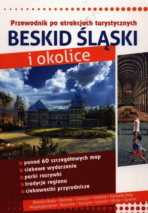 Beskid Śląski i okolice. Przewodnik - okładka książki