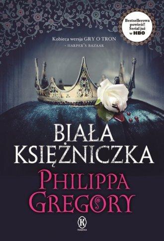 Biała księżniczka - okładka książki