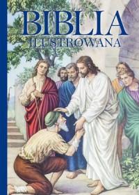 Biblia ilustrowana - Wydawnictwo - okładka książki