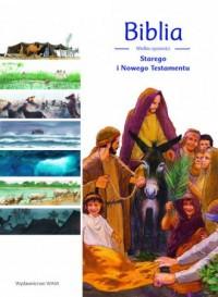 Biblia Wielkie opowieści Starego - okładka książki