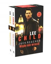 Box Jack Reacher  Jednym strzałem / Nigdy nie wracaj  wydanie filmowe - okładka książki