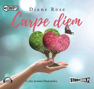 Carpe diem - pudełko audiobooku