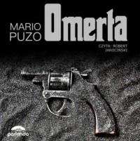 Omerta (CD mp3) - pudełko audiobooku