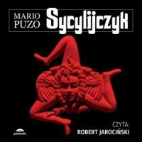 Sycylijczyk (CD mp3) - Mario Puzo - pudełko audiobooku