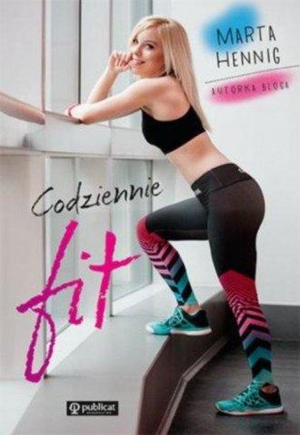 Codziennie fit! - okładka książki