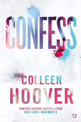 Confess - okładka książki
