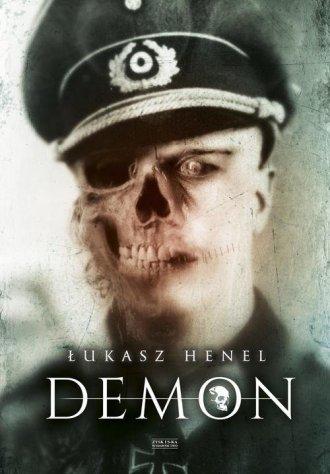 Demon - okładka książki