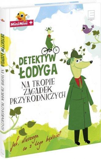 Detektyw Łodyga. Na tropie zagadek - okładka książki