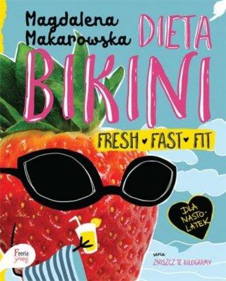 Dieta bikini - okładka książki