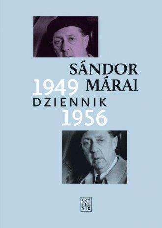 Dziennik 1949-1956 - okładka książki