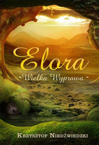 Elora. Wielka Wyprawa - okładka książki