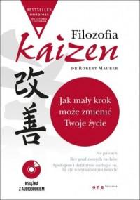 Filozofia Kaizen Jak mały krok - okładka książki