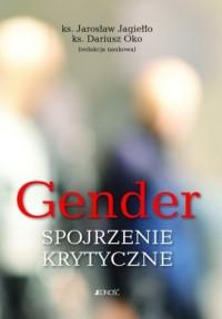 Gender. Spojrzenie krytyczne - - okładka książki