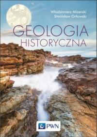 Geologia historyczna - okładka książki