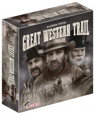 Great Western Trail. Edycja polska - zdjęcie zabawki, gry