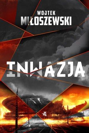 Inwazja - okładka książki