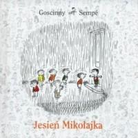 Jesień Mikołajka - okładka książki