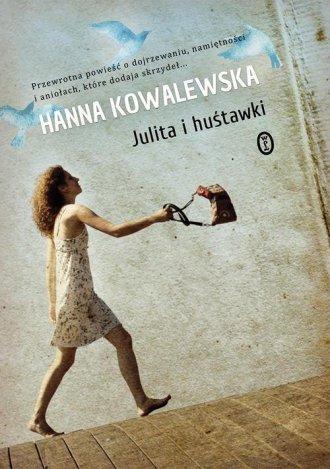 Julita i huśtawki - okładka książki