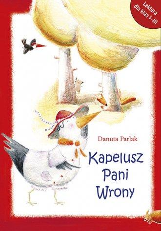 Kapelusz Pani Wrony - okładka książki