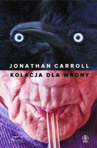 Kolacja dla wrony - okładka książki