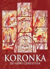 Koronka do Krwi Chrystusa - okładka książki