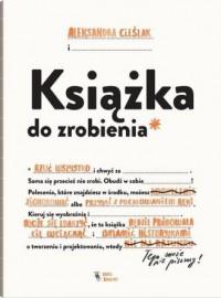 Książka do zrobienia - Aleksandra - okładka książki