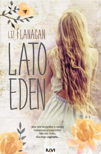 Lato Eden - okładka książki