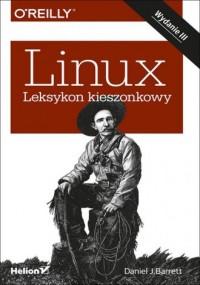 Linux. Leksykon kieszonkowy - okładka książki