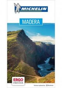 Madera. Michelin - Wydawnictwo - okładka książki