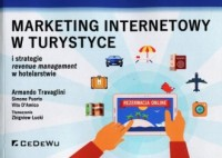 Marketing internetowy w turystyce - okładka książki