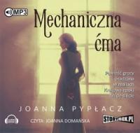 Mechaniczna ćma - pudełko audiobooku