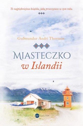Miasteczko w Islandii - okładka książki