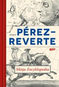 Misja Encyklopedia - okładka książki