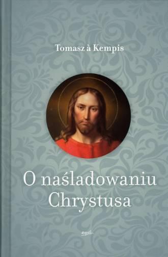 O naśladowaniu Chrystusa - okładka książki