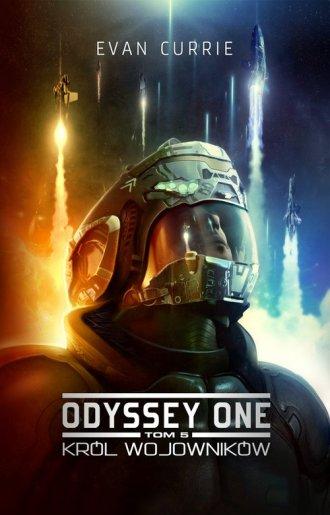 Odyssey One Tom 5 Król wojowników - okładka książki