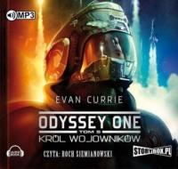 Odyssey One. Tom 5. Król wojowników - pudełko audiobooku