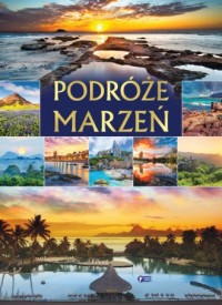 Podróże marzeń - Wydawnictwo - okładka książki