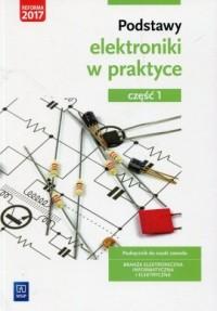 Podstawy elektroniki w praktyce. - okładka podręcznika