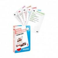 Polish Phrase Book and Playing Cards 2in1 - okładka podręcznika