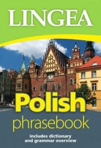 Polish phrasebook. Rozmówki polskie - okładka podręcznika