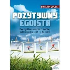 Pozytywny egoista - okładka książki