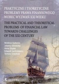 Praktyczne i teoretyczne problemy - okładka książki