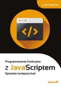 Programowanie funkcyjne z JavaScript. - okładka książki