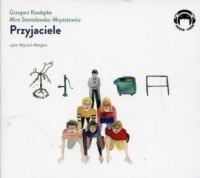 Przyjaciele - Grzegorz Kasdepke - pudełko audiobooku
