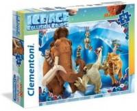 Puzzle 24 Maxi. Epoka lodowcowa - zdjęcie zabawki, gry