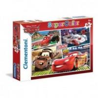 Puzzle 60 Cars. Auta - Wydawnictwo - okładka książki