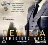 Rewizja - Remigiusz Mróz - okładka płyty
