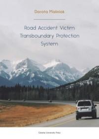 Road Accident Victim Transboundary - okładka książki